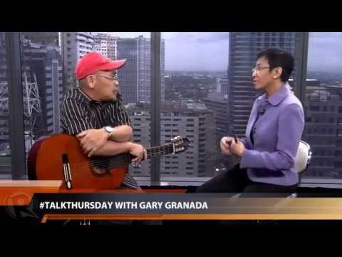 #TalkThursday with Gary Granada