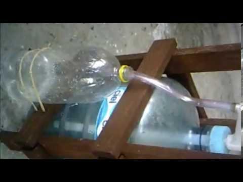 Proyecto bomba de agua con energia e lica youtube for Bombas de agua para estanques de jardin