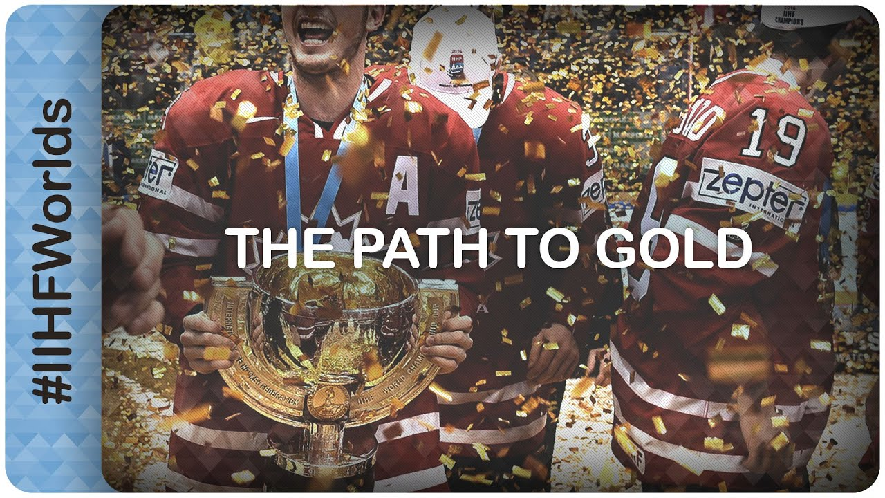 Canada's path to Gold | #IIHFWorlds 2016