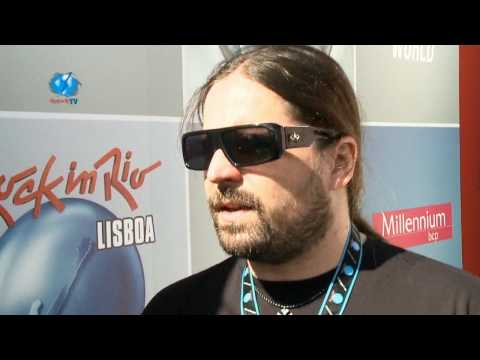 Dia 25 - Entrevista a Andreas Kisser (Sepultura)