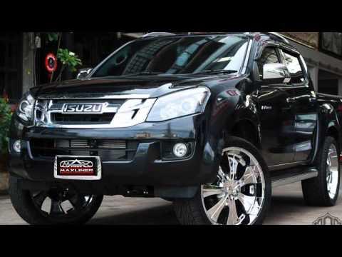 แต่งรถกระบะ 4 ประตู ISUZU D-MAX สวย และราคาปรับ ISUZU อิซูซุ ดีแม็กซ์ ราคา ราคาใหม่