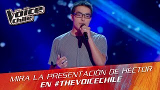 The Voice Chile | Héctor Palma - Halo