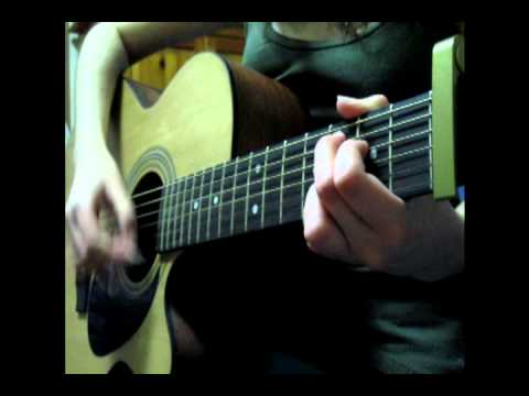 A Thousand Miles -- Vanessa Carlton (Acoustic Guitar Tutorial) [Highly Requested!]