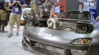 The World's First AWD 4 Rotor RX 7   Preview