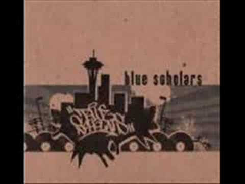 Blue Scholars - Blink