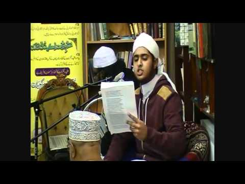 ''mere Aaqa Mere Moula'' By Hamzah Al Mubarak Dhorat London Khatme Nabuwat Mousqe video