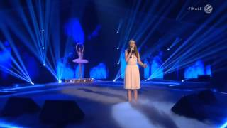 Hanna Hurt Christina Aguilera The Voice Kids 2014 Germany  Finale   YouTube