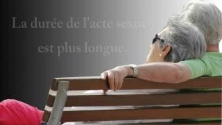 La sexualité des seniors