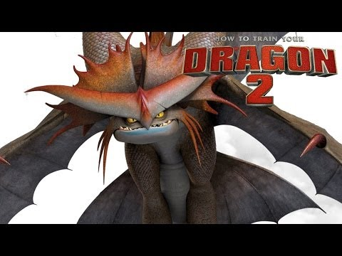 How To Train Your Dragon 2 - Hiccup Mother. Valka & Cloudjumper (SECRET DRAGON)  [PS3/XBOX360/Wii]