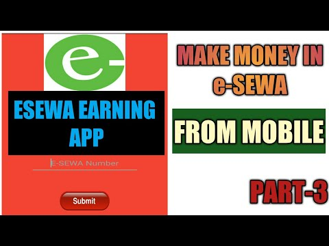 MAKE MONEY ONLINE IN NEPAL - PAYMENT IN e-SEWA - EASY ONLINE JOB IN NEPAL - PART 3