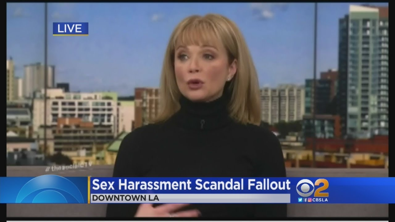 Actress Lauren Holly Details Weinstein Encounter