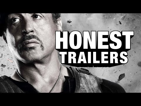Honest Trailers - The Expendables video