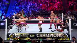 download lagu #1 Contender Battle Royal Wwe Night Of Champion 2012 gratis