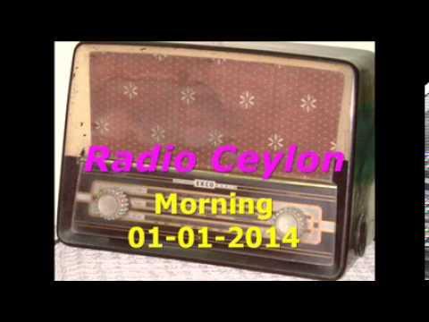 Radio Ceylon 01-01-2014~Wednesday Morning~04 Film Sangeet-2