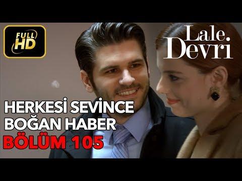 Lale Devri 105. Bölüm / Full HD (Tek Parça)