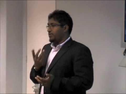 The Heavy Chef: Vinny Lingham: Raising capital for digital businesses: Part1