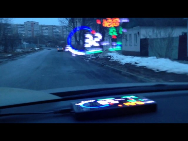 Head Up Display (HUD) for Mazda CX-5 - YouTube