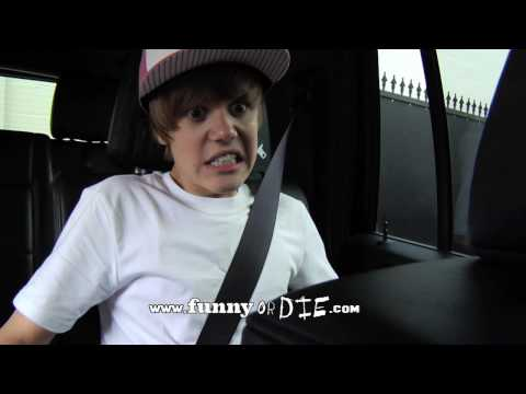 Bieber After the Dentist