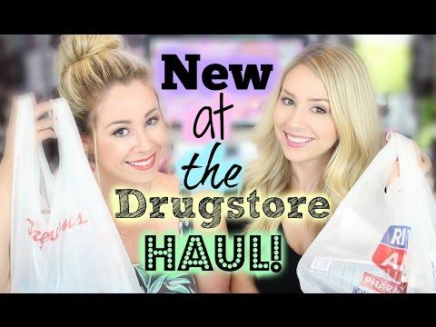NEW at the Drugstore Haul | September
