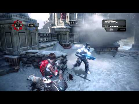 Gears of war Judgment Ejecución y Refugio Opinión