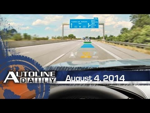 July Sales Remain Strong, Augmented Reality HUD - Autoline Daily 1428