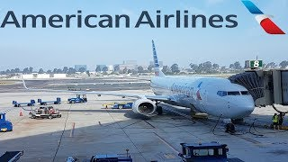 Do American Airlines SUCK ?