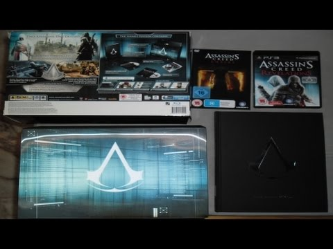 Assassin's Creed Revelations Animus Edition Review