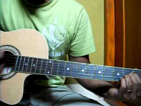 Tujhko jo paaya - Crook (Guitar Cover & Chords)