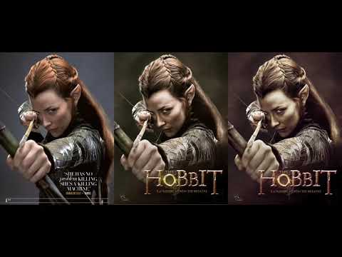 Tutorial photoshop poster con efectos y estilo the Hobbit by @ildefonsosegura