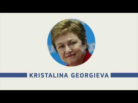 Vice-President Kristalina Georgieva: Budget & Human Resources