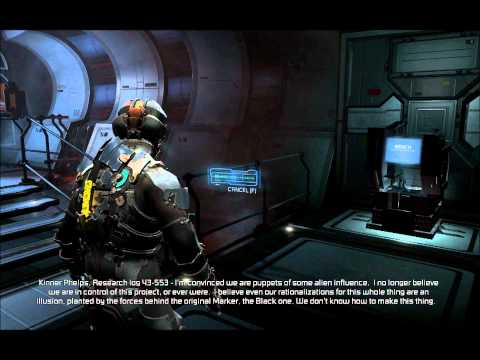 Dead Space 2 the Truth about the Markers and the Necromorphs