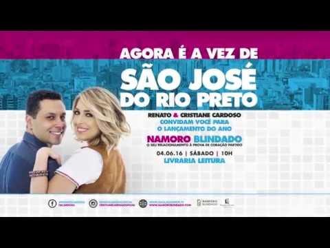 Namoro Blindado em S.J. do Rio Preto