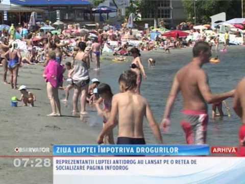 27 iunie (Jurnal 07:00) Observator Constanţa cu Otilia Raduţă şi George Giurgiu