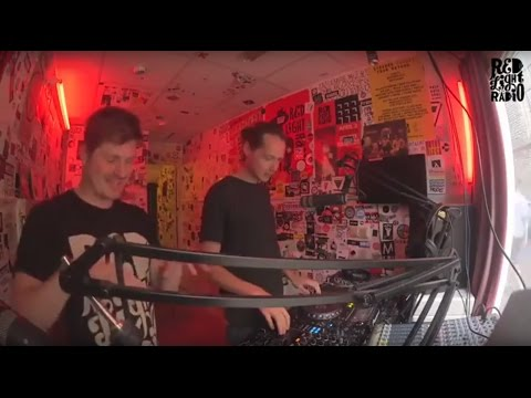 Applescal b2b Will Oirson @ Red Light Radio