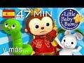 Canciones Infantiles  Volumen 5  Recopilacion de 47 minutos de LittleBabyBum -
