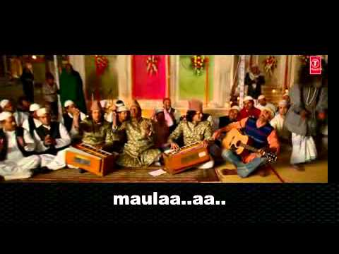 Kun Faaya Kun Maula   rockstar with lyrics full song
