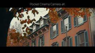 The Perfect CINEMA Camera? Blackmagic Pocket Cinema 4K Review