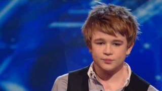 X Factor 2008 Semi-Final: Eoghan Quigg - Year 3000: Full HD