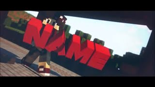 [FREE DOWNLOAD] 3D Animated Minecraft After Effects & Cinema 4D Intro Template #655 + Tutorial