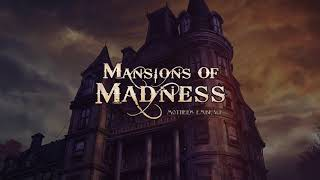Mansions of Madness Board Game Goes Digital