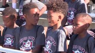 2016 Freddie Solomon Football Camp
