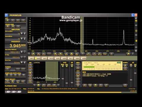 3945 kHz Radio Vanuatu / Feb.22,2015 0930 - 1000 UTC