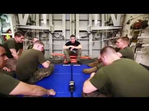 U.S. Marine breeds martial arts instructors