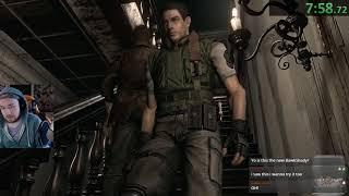 Resident Evil HD Remaster Randomizer Mod - First Playthrough