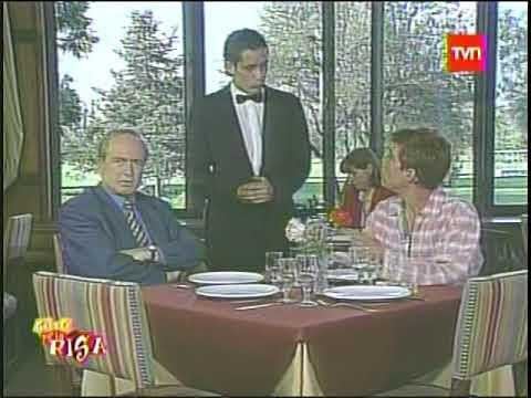 El Mejor Chascarro de la historia de las teleseries chilenas (Carne Mechada con Puré)