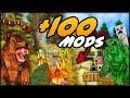 ✔ SUPER MODPACK COM +100 MODS PARA JOGAR NO SEU MINECRAFT! MP3