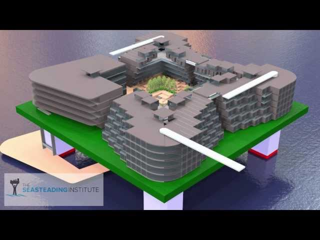 Floating City: If we build it, will you come?