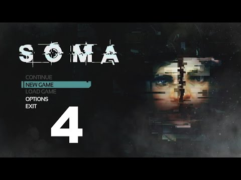SOMA #4 : I don't want to alarm you ... but I probably will