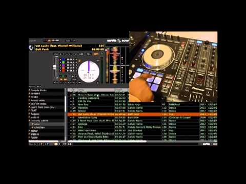 How To Use the Pioneer DDJ SX with Serato Scratch Live