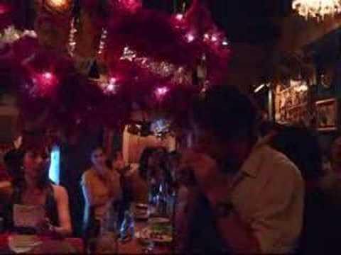 Tony Welch at Adhere Blues Bar Bangkok Thailand